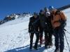 s vrcholom Gran Paradiso