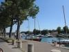 hľadanie campu pri Lago di Garda