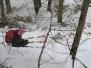 Demänovské sedlo - Ďumbier - Štefánička 17.-18.2.2014