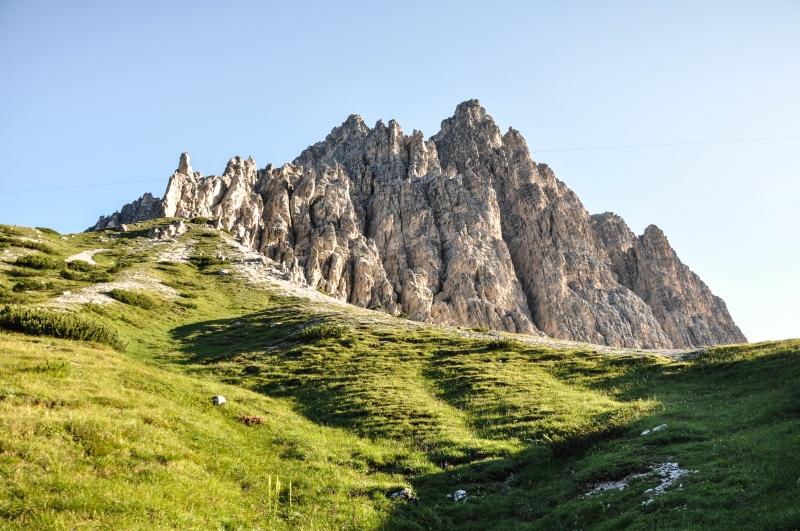 32 pod pyram°dou Antelao- po Marmolade najvyÁÁ° v Dolomitoch