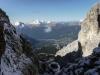 44 Cortina dAmpezzo z ferraty na trojtis°covku Cristallo