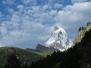 Lyžovačka Matterhorn glacier paradise 2.8.2014