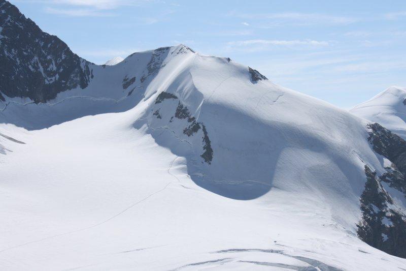 Il naso del Lyskamm (4100m)
