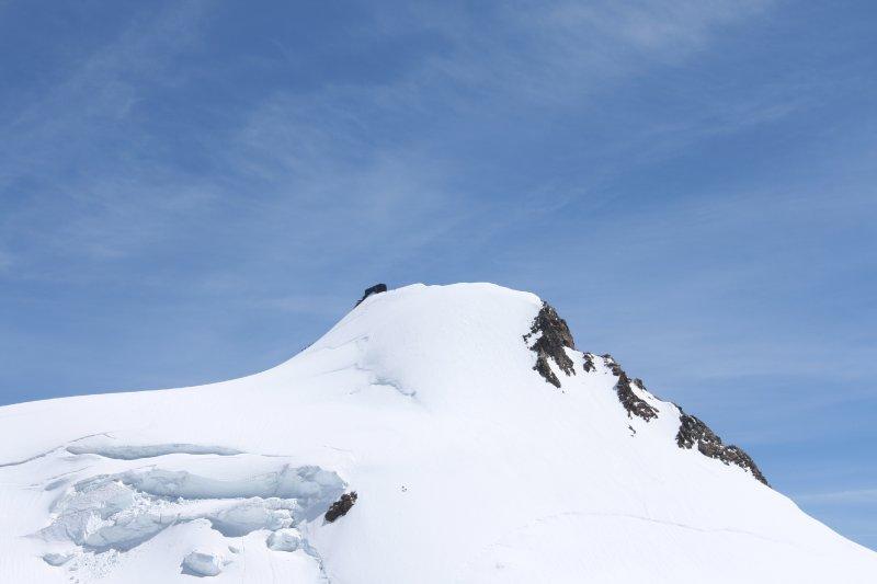 Punta Gnifetti (4554m)