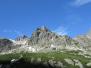 Priečne sedlo - Strelecká veža 22.09.2012