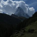 Matterhorn na dohľad